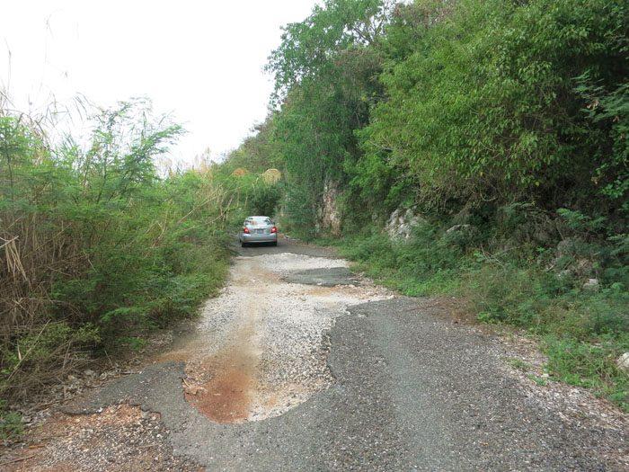 Luknjasta cesta na Jamajki