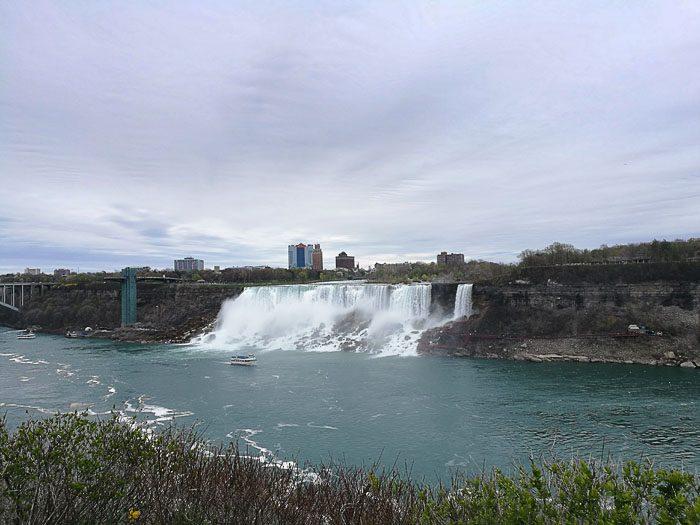 Ameriški Niagarski slapovi