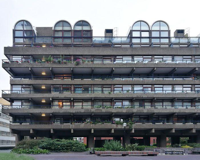 Barbican v Londonu