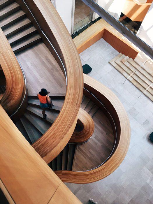 zavito stopnišče Toronto