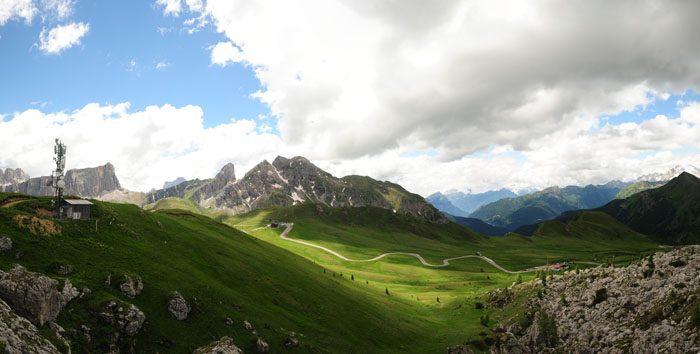Prelaz Passo Giau Dolomiti