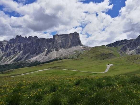Passo Giau, Dolomiti