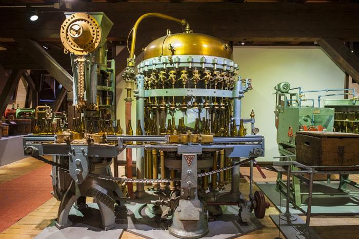 Star polnilni stroj za točenje piva v stekelnice