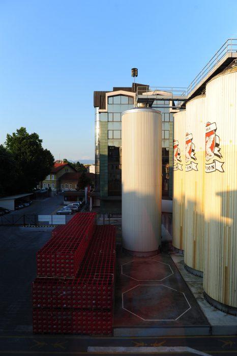 tlačni tanki za pivo Union