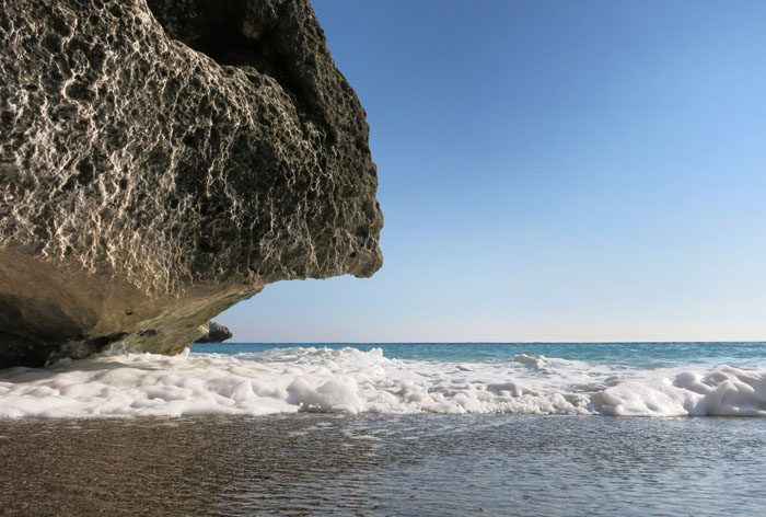 Aphrodite's Rock plaža, Ciper