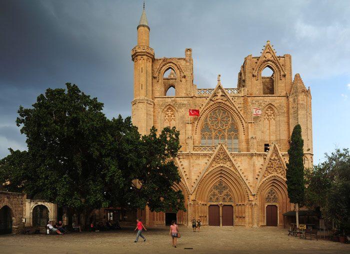 katedrala, mošeja Famagusta