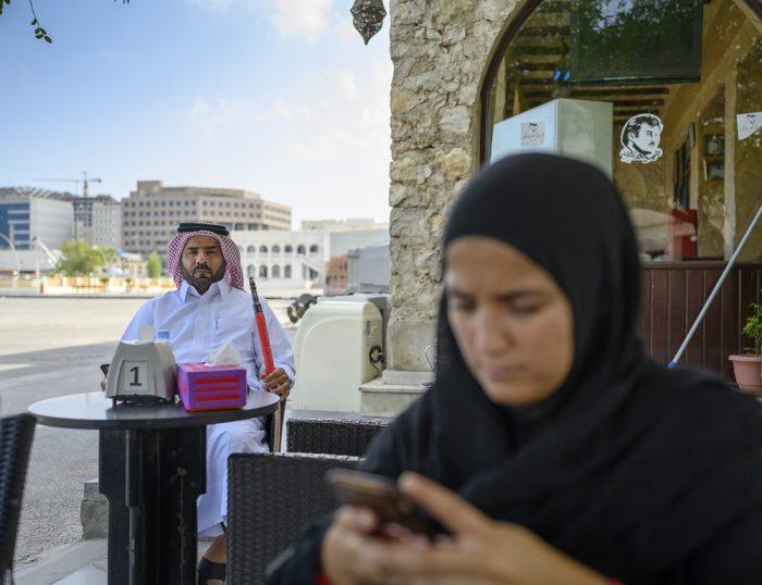 prebivalci Katarja