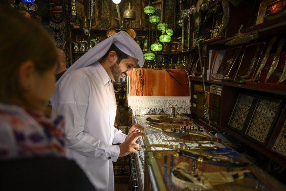 arabski moški izbira nakit