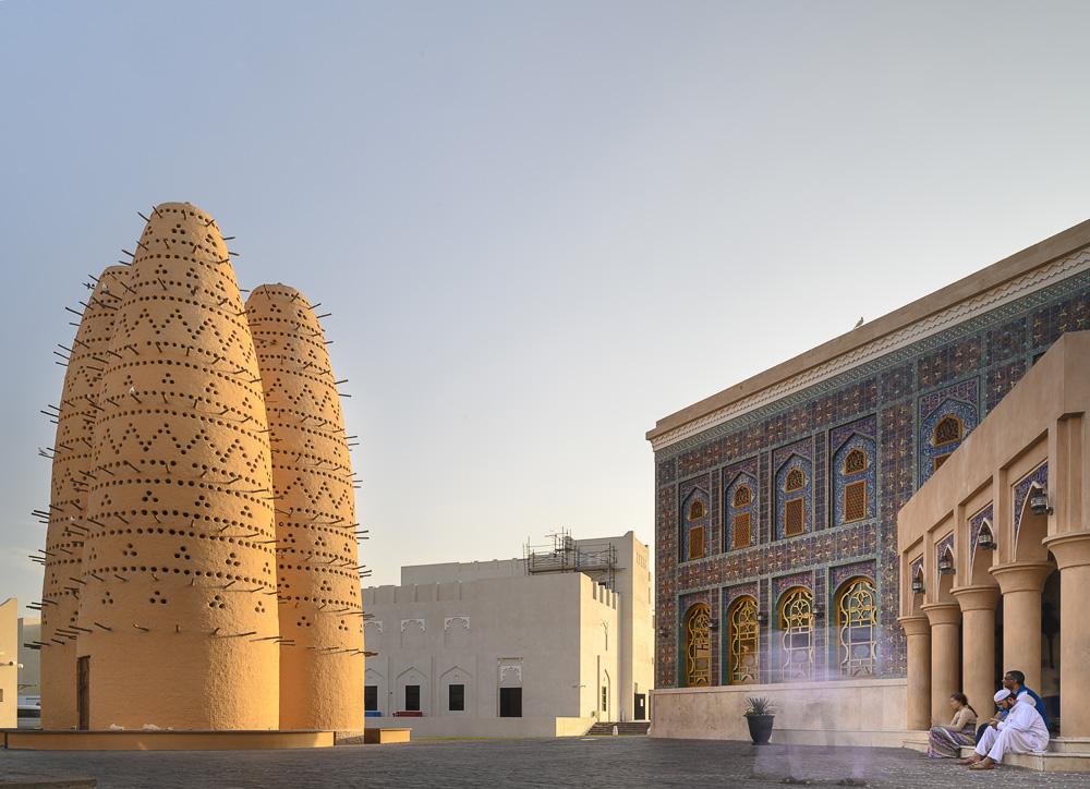 Katara cultural village, Doha