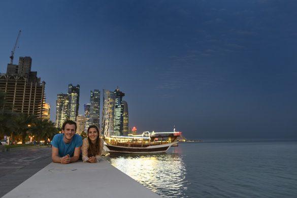 par na Al Corniche v Dohi