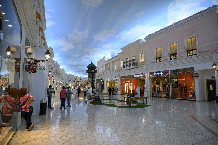 Nakupovalno središče Villagio