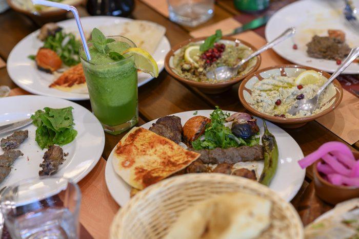 hrana v arabskih državah