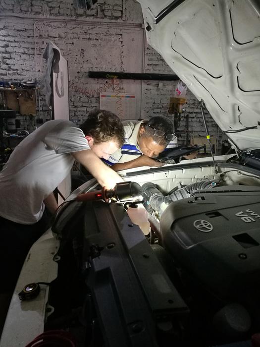 delo avtomehanika