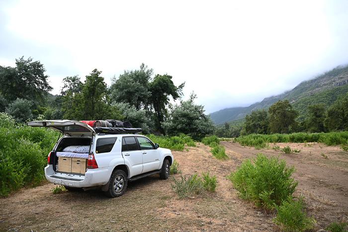 Toyota 4runner v Andih