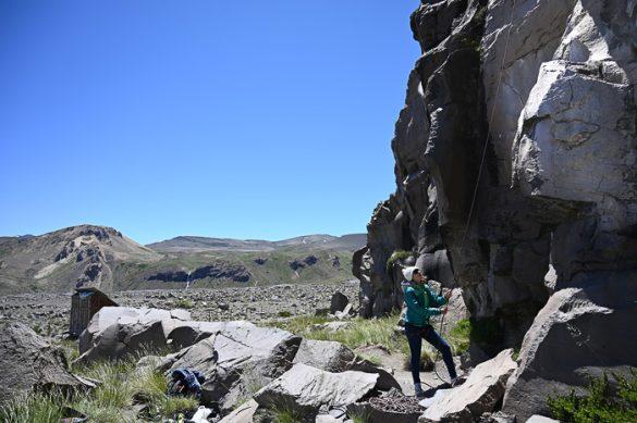 plezališče Čile