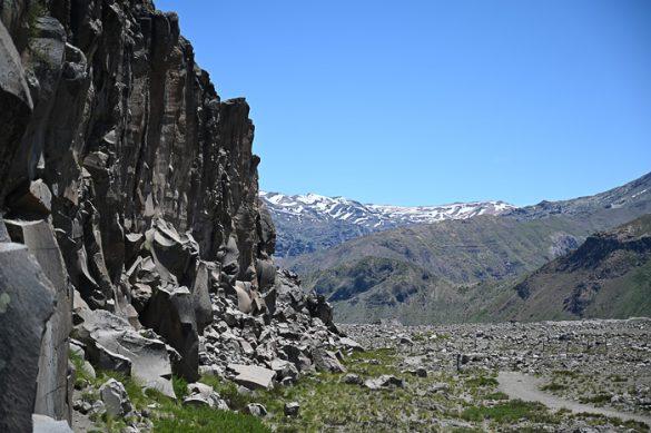 Plezališče Valle de los Condores