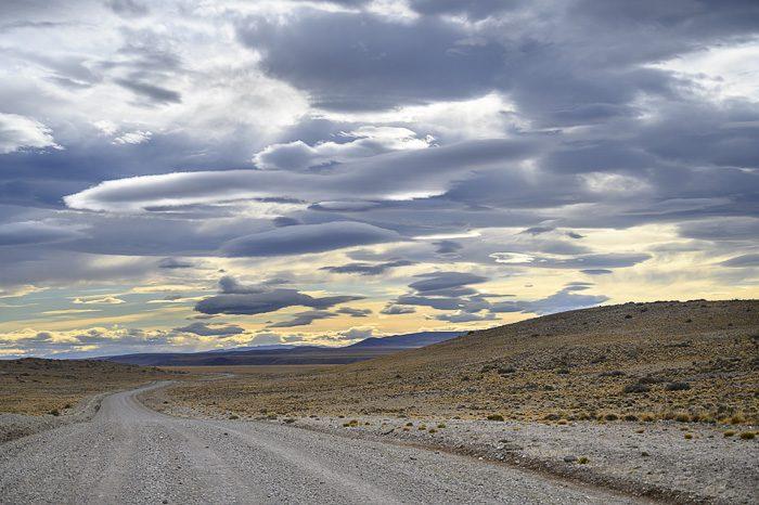 ruta 40 sončni zahod
