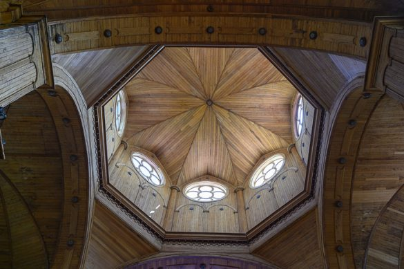 lesena kupola