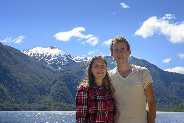 par v Patagoniji