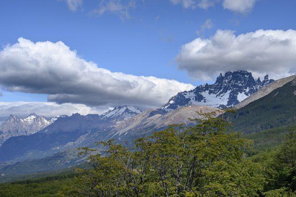 Cerro Castillo, gora v Čilu