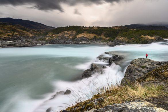 reka v Patagoniji