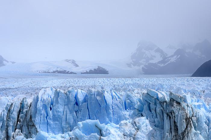 Ledenik Perito Moreno, Patagonija