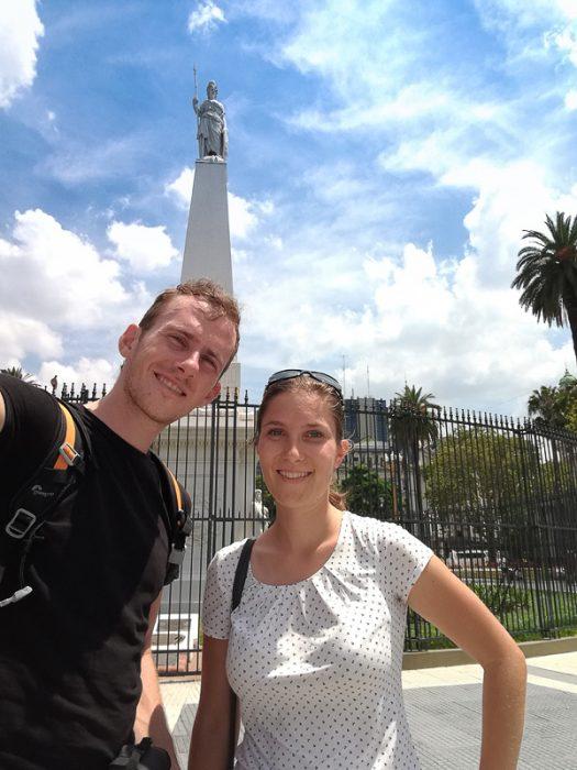 par v Buenos Airesu