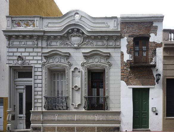 starinske zgradbe v Buenos Airesu