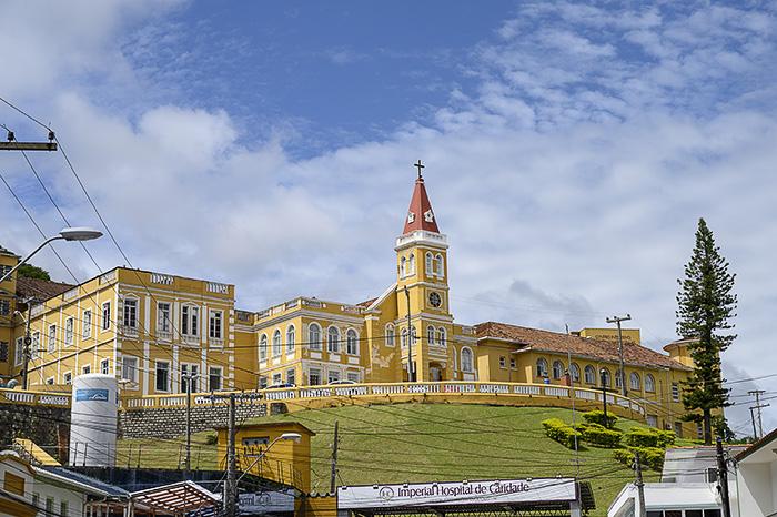 bolnišnica Imperial Hospital de Calidade