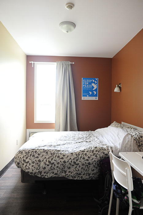 soba v hostlu HI Niagara Falls