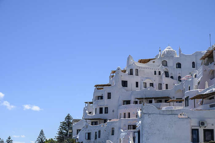 Casapublo, bela stavba v Urugvaju