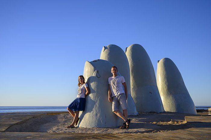 par na Punta del Este