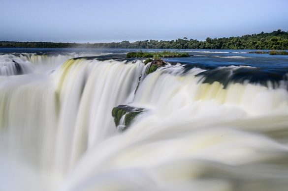 Garganta del Diablo, slapovi Iguazu, Argentina