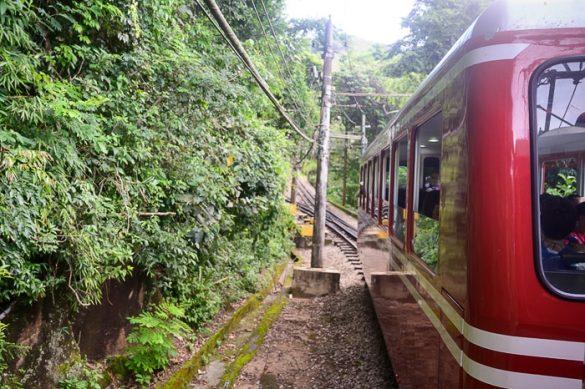 vlak Rio de Janeiro