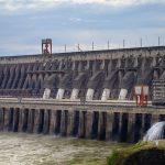 jez hidroelektrarne ITAIPU