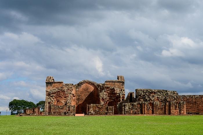 Santissima Trinidad, Paragvaj