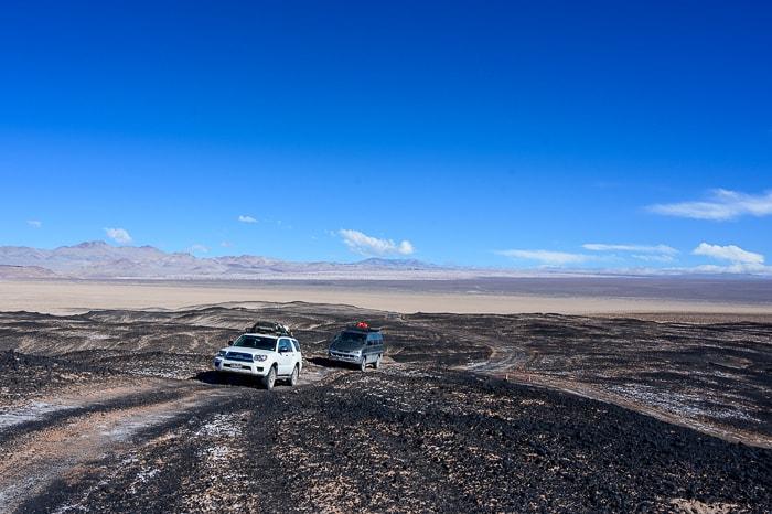 off road vožnja po argentinki puni