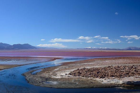 rdeča laguna Carachi
