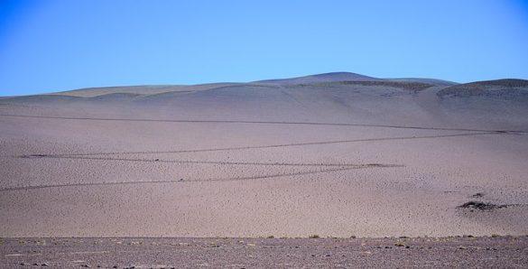 cesta na prelaz v argentinski puni