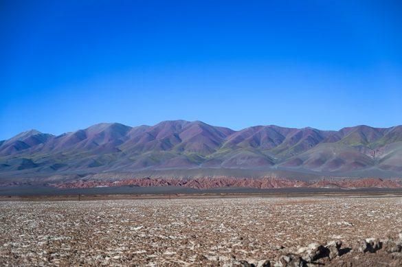 barvni hribi v Argentini