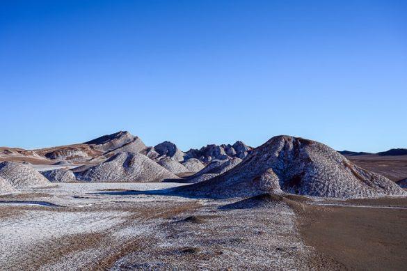 slani hribi Tolar Grande