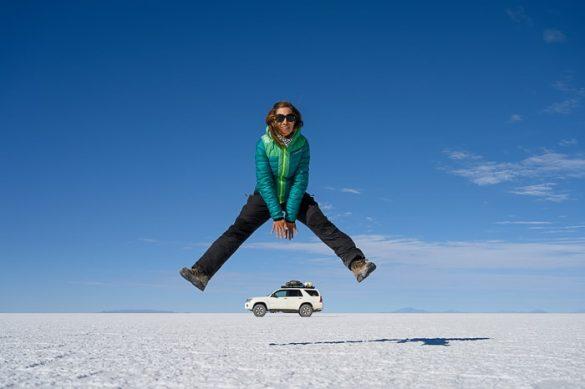 skok čez Toyoto - nasveti za potovanje Bolivija
