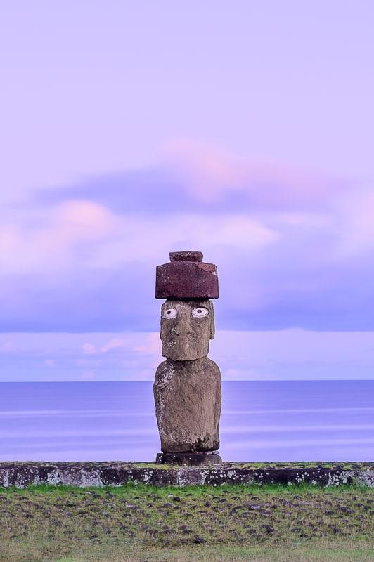Moai Tahai