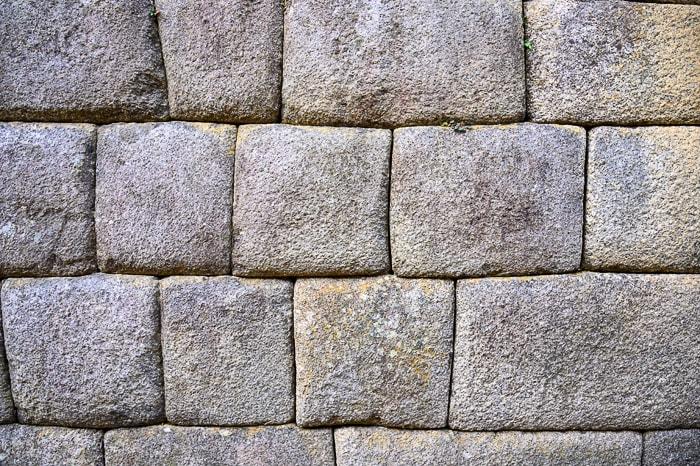 inkovski zid v machu picchu