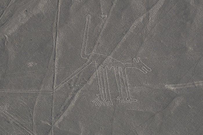 pes - nazca lines