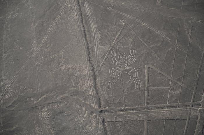 Pajek - nazca lines