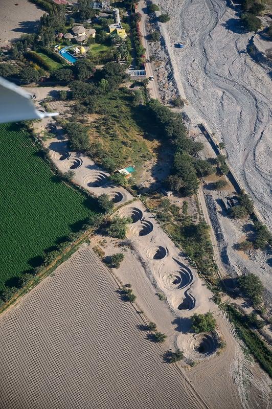 Nazca akvadukti