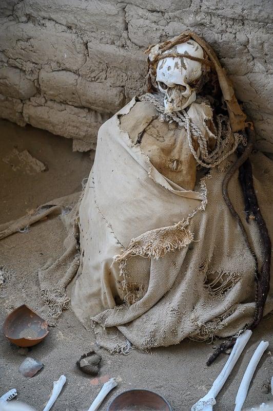 mumija iz Chauchilla