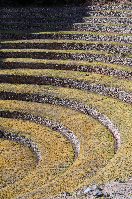 Moray, Sacred Valley