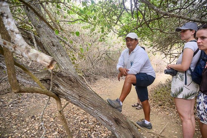 vodič na isla de la plata